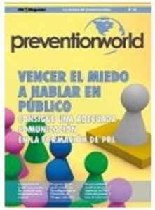 Portada Prevention word